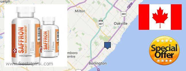 Purchase Saffron Extract online Burlington, Canada