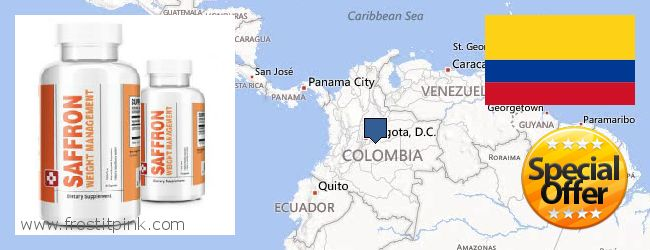 Purchase Saffron Extract online Colombia