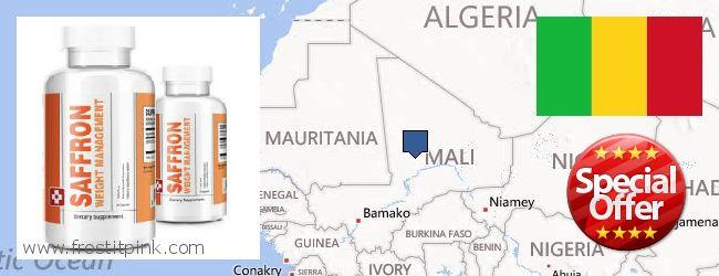 Purchase Saffron Extract online Mali