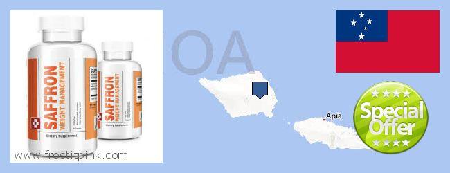 Purchase Saffron Extract online Samoa