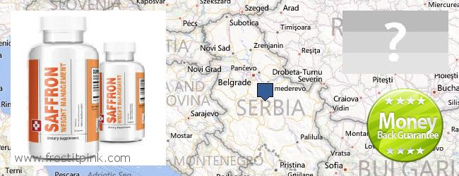 Where to Buy Saffron Extract online Serbia and Montenegro