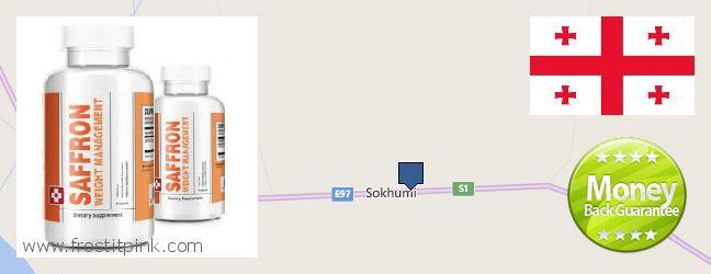 Where to Purchase Saffron Extract online Sokhumi, Georgia