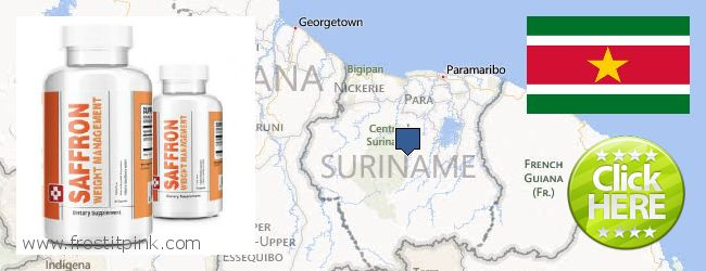 Where to Buy Saffron Extract online Suriname