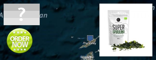 Purchase Spirulina Powder online Anguilla