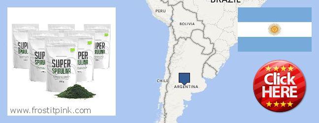 Where Can I Purchase Spirulina Powder online Argentina