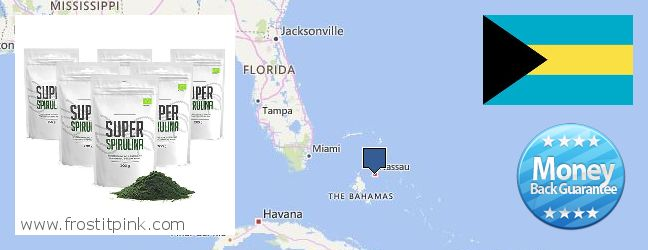 Buy Spirulina Powder online Bahamas