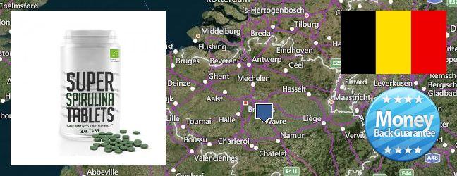 Purchase Spirulina Powder online Belgium