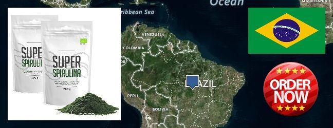 Where to Buy Spirulina Powder online Brazil