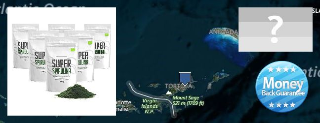 Where to Buy Spirulina Powder online British Virgin Islands