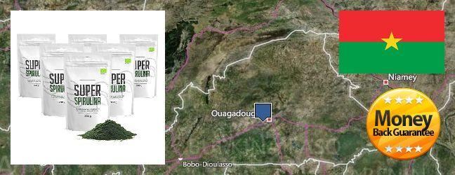 Where to Buy Spirulina Powder online Burkina Faso