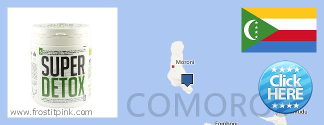 Buy Spirulina Powder online Comoros