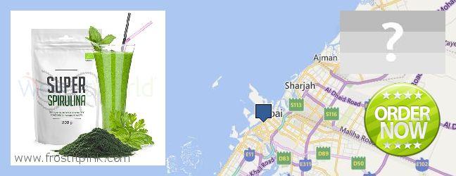 Where Can You Buy Spirulina Powder online Dubai, UAE