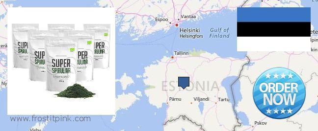 Where Can I Buy Spirulina Powder online Estonia