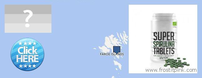 Where to Buy Spirulina Powder online Faroe Islands