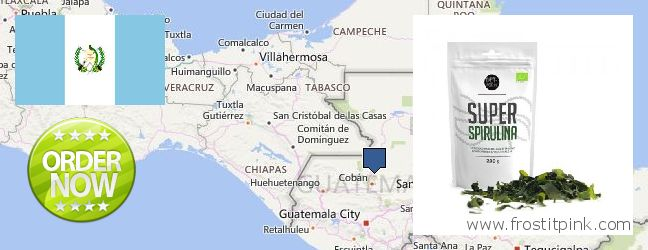 Where to Buy Spirulina Powder online Guatemala