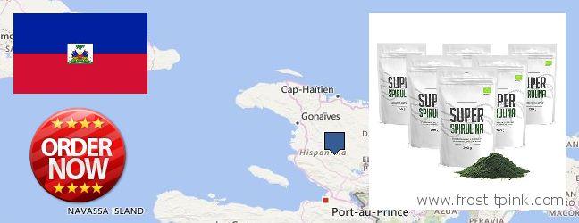 Where to Buy Spirulina Powder online Haiti