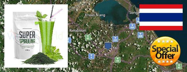Where to Buy Spirulina Powder online Hat Yai, Thailand