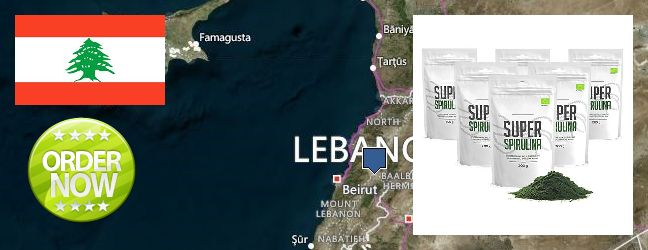 Purchase Spirulina Powder online Lebanon