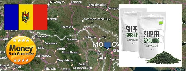 Where to Buy Spirulina Powder online Moldova