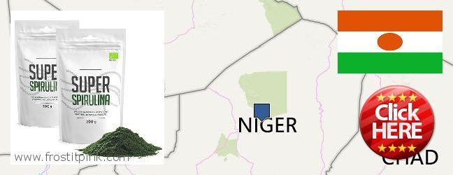 Where to Buy Spirulina Powder online Niger