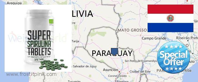 Buy Spirulina Powder online Paraguay