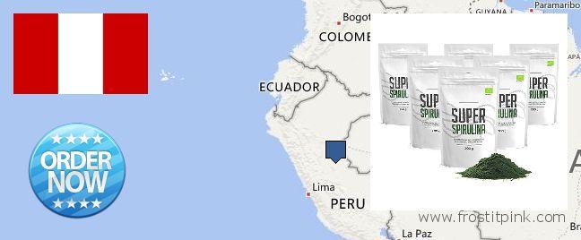 Where to Purchase Spirulina Powder online Peru