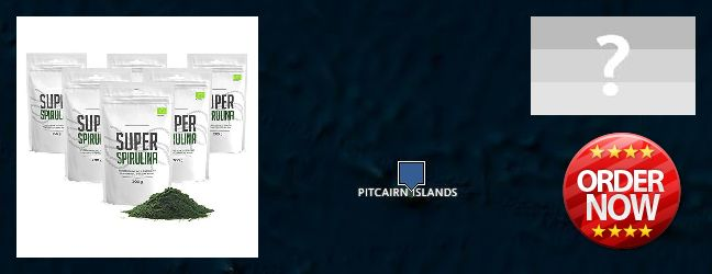Wo kaufen Spirulina Powder online Pitcairn Islands