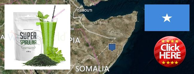 Where Can You Buy Spirulina Powder online Somalia