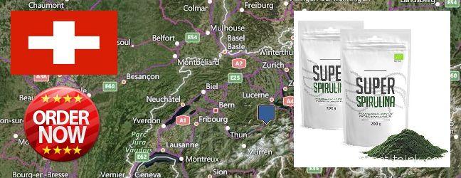 Where to Purchase Spirulina Powder online Switzerland
