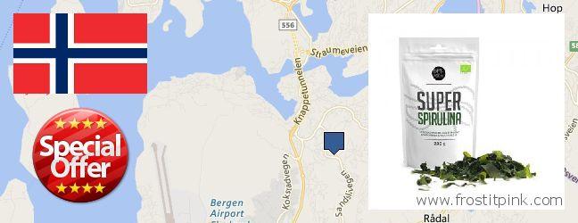 Where to Buy Spirulina Powder online Ytrebygda, Norway