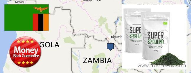 Where Can You Buy Spirulina Powder online Zambia