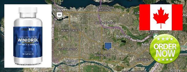 Buy Winstrol Steroid online Burnaby, Canada