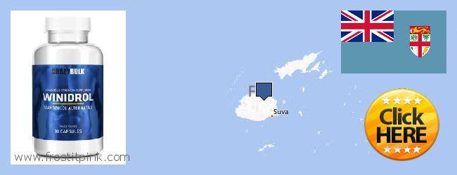 Purchase Winstrol Steroid online Fiji