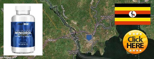 Where Can I Purchase Winstrol Steroid online Jinja, Uganda