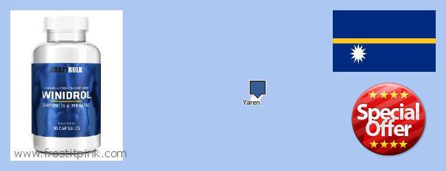 Where to Buy Winstrol Steroid online Nauru