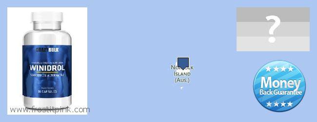 Buy Winstrol Steroid online Norfolk Island