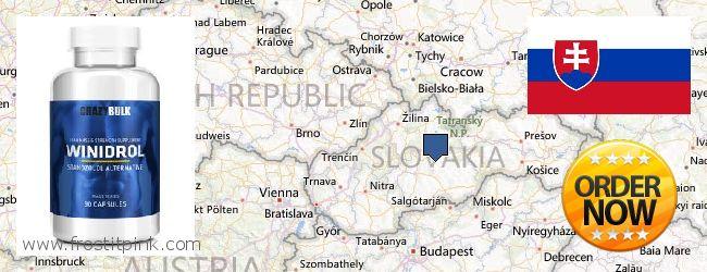 Buy Winstrol Steroid online Slovakia