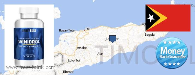 Buy Winstrol Steroid online Timor Leste