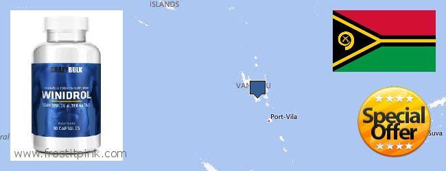 Best Place to Buy Winstrol Steroid online Vanuatu