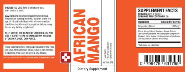 Buy African Mango Extract in Indonesia