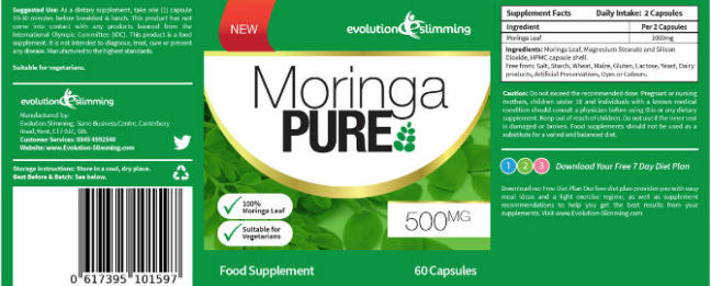 Purchase Moringa Capsules in Luxembourg