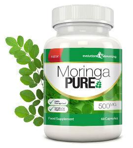 Køb Moringa Capsules online