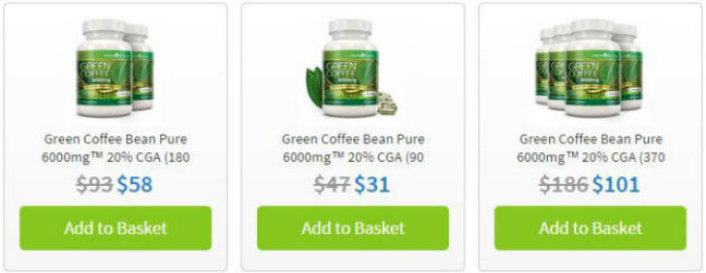 Best Place to Buy Green Coffee Bean Extract in West Bank